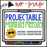 Morning Meeting - Digital