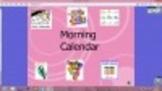 Morning Meeting/Calendar/Center Flipchart for Promethean B