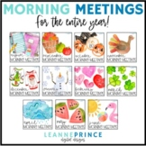 Morning Meetings BUNDLE