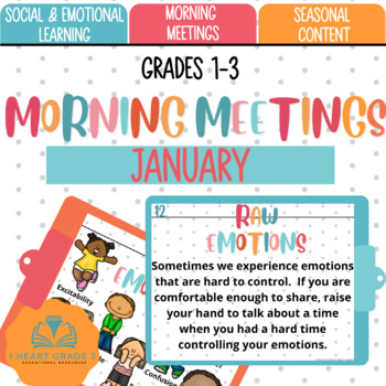 Morning Meetings: January