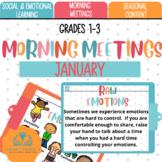January Morning Meetings