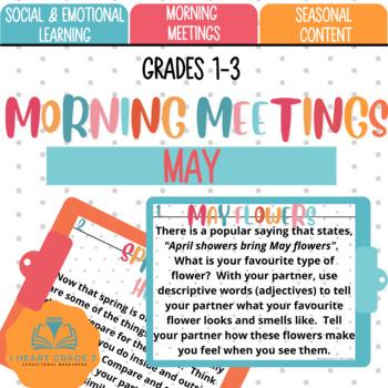 Morning Meetings: May