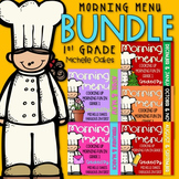 Morning Work: Bundle, The Complete First Grade Set