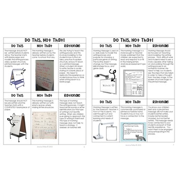 Morning Message - How-to Guide for Teachers