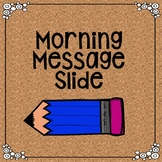 Morning Message Slides *Google Drive*