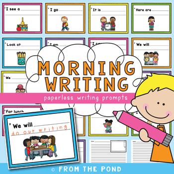 Morning Work - Morning Writing / Message