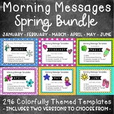 Morning Message January - June Bundle