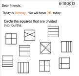 Morning Message Template