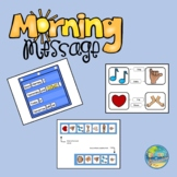 Morning Message for Early Learners