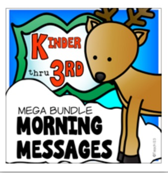 Morning Messages Bundle