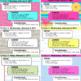Morning Messages Assignment Slides for Big Kids Bundle