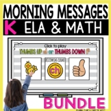 Morning Messages DIGITAL BUNDLE HUGE DISCOUNT for a limite