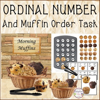 ORDINAL MATH and Muffin Order Task