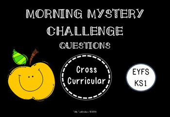 Morning Mystery Questions