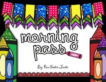 Morning Pass