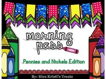 Morning Pass: Nickel and Penny Edition