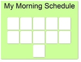 Morning Picture Schedule