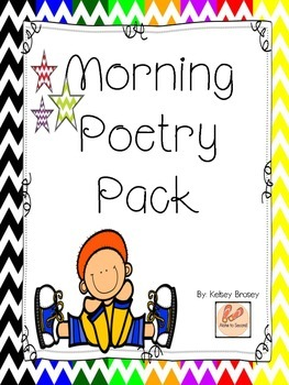 Morning Poetry Packet