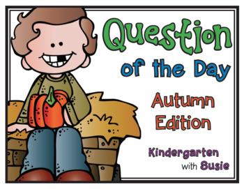 Morning Question Autumn Edition