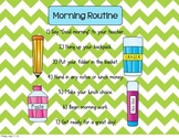 Morning Routine