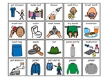 Morning Routine 40 visual cards