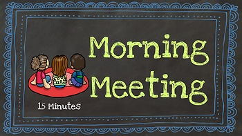 Morning Routine Automatic PowerPoint (Custom Request)
