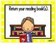 Morning Routine Task Card Reminders (Yellow Polka Dots)