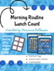 Morning Routine Tool Kit ~ Lunch Count and Job Helpers