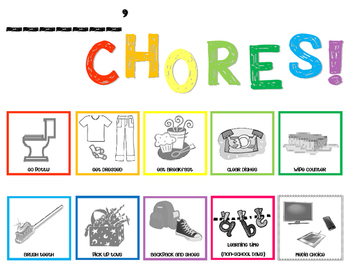 Morning Routine and Chores