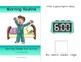 Morning Routine and Getting Dressed Interactive/Adapted for Special Ed