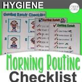 Morning Routine for School Checklist