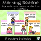 Morning Routines - Posters