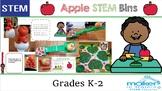 Morning STEM Stations (Apple Themed)