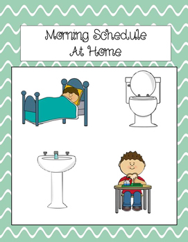 Morning Schedule At Home
