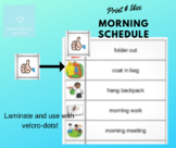 Morning Schedule Visual