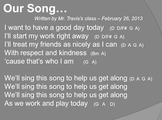 """Morning Meeting Song - """"I Want to Have a Good Day Today"""""""