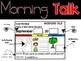 Morning Talk of September {Interactive Morning Message}