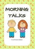 Morning Talks Resource Pack