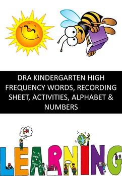 Morning Tasks - Kindergarten - Build a Gradual Binder