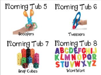 Morning Tubs (Editable)