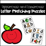 Morning Tub or Literacy Center - Uppercase and Lowercase L