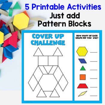 Morning Tubs with Pattern Blocks