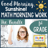 Morning Work 1st Grade {Growing Bundle}