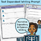 November Morning Work / Bell Work - 4th-7th  Evidence-based Reading / Writing