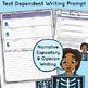 30 November Reading Passages - November Morning Work - November Writing Prompts