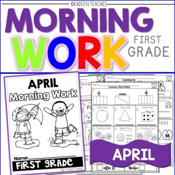 Morning Work -April 2