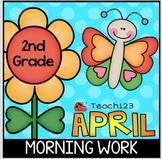 April Morning Work 2nd