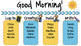 Morning Work Centers PowerPoint Freebie