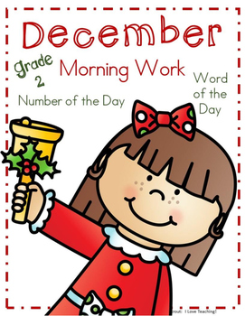 Morning Work December