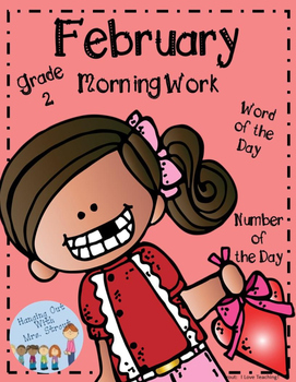 Morning Work February Grade 2